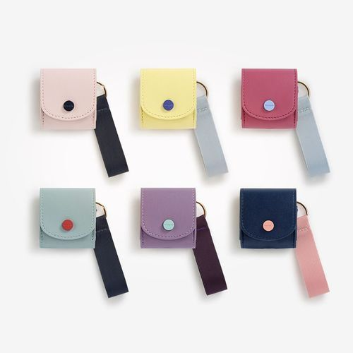 Smiley AirPods Pouch