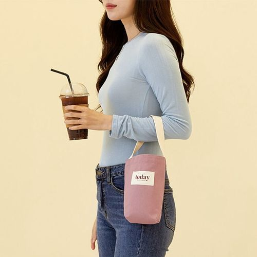 Today Drink Tote Bag