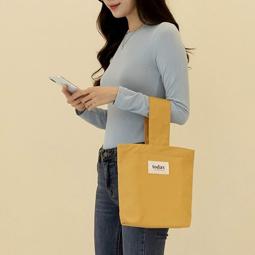 Today Canvas Tote Bag