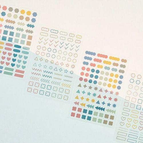 Ardium Color Deco Sticker