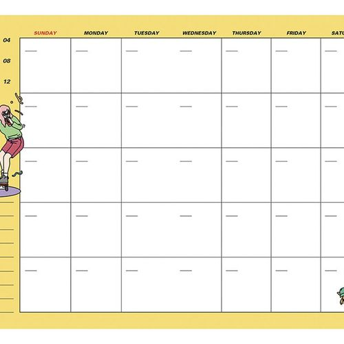 Color Point Like Diary Planner