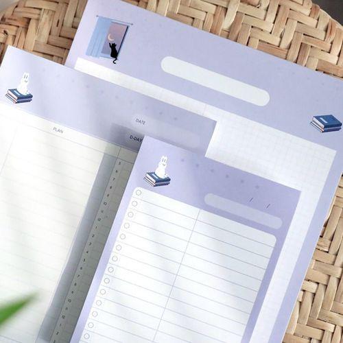 Haru Study Notepad