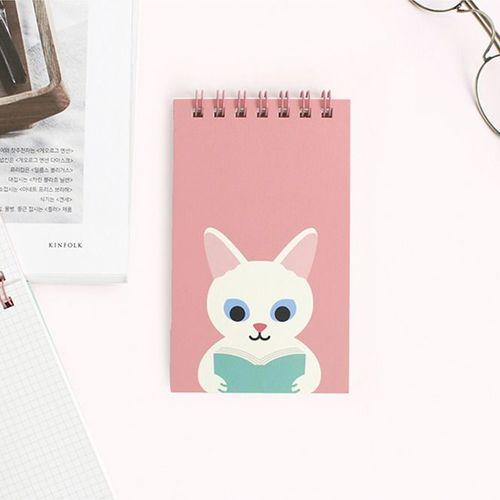 Let's Read Mini Grid Notebook