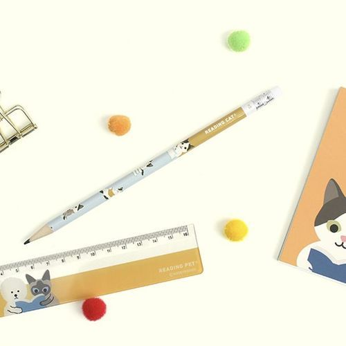 Let's Read Pencil Set