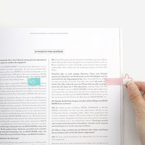 Like It Double Point Index Sticky Note