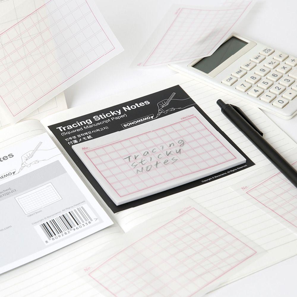 Genko Yoshi Tracing Sticky Note