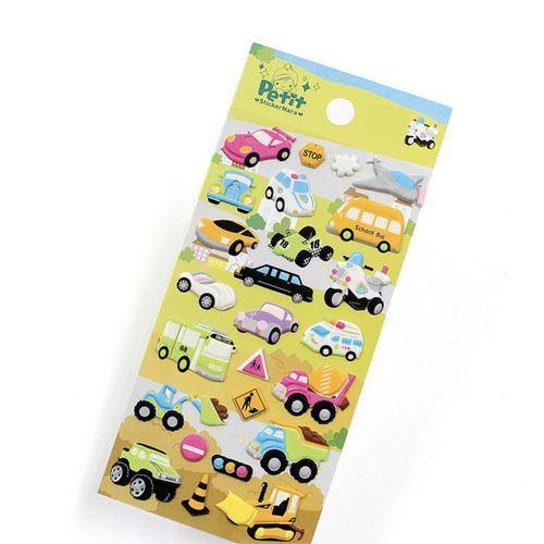 Cars Deco Sticker