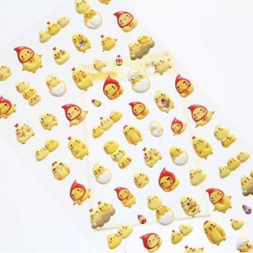 Baby Chick Deco Sticker