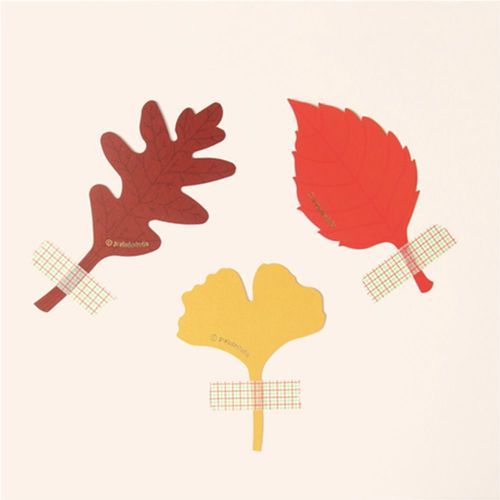 Prelude Leaf Deco Paper