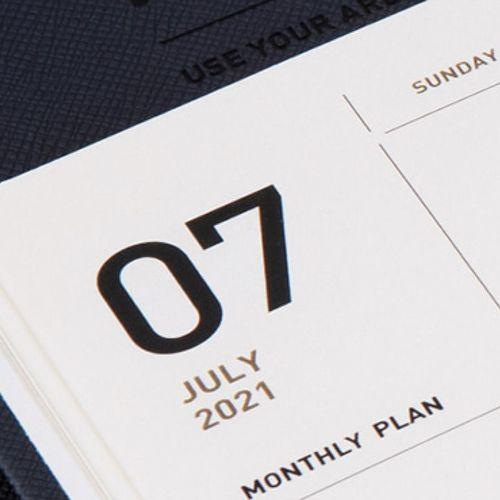 2021 Medium Ardium Planner