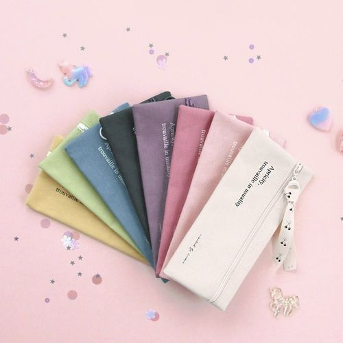 Apricity Cotton Pen Pouch