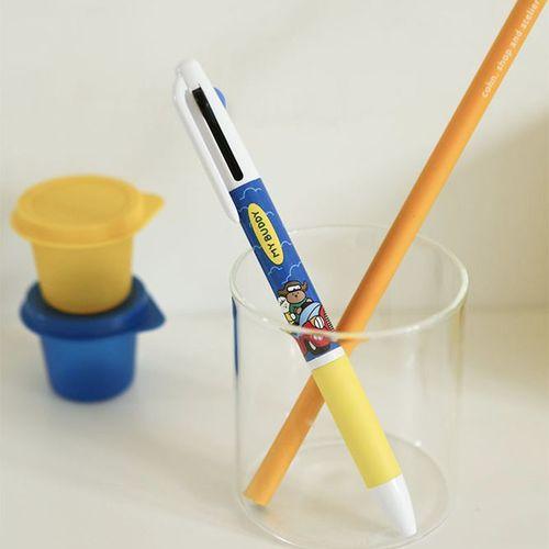 My Buddy 3 Color Pen