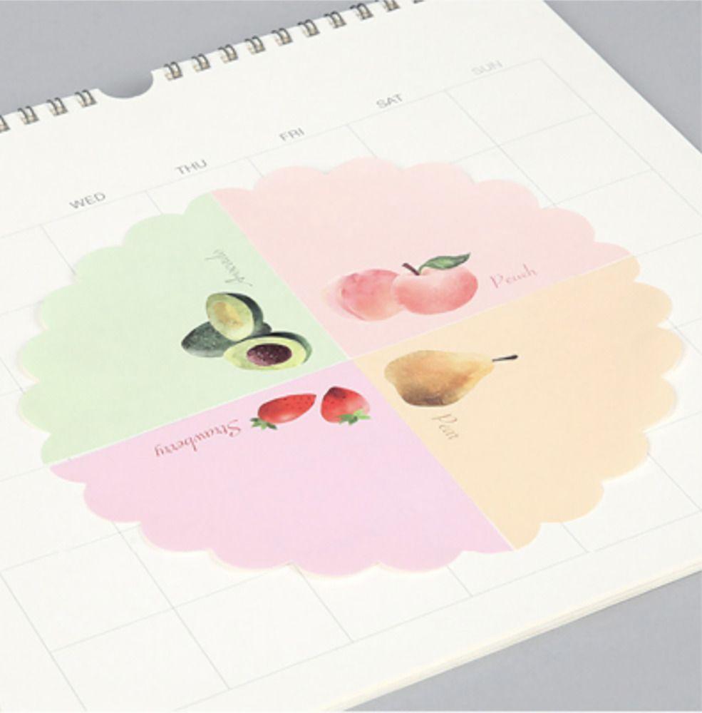 Fruit Corner Pocket Sticky Note