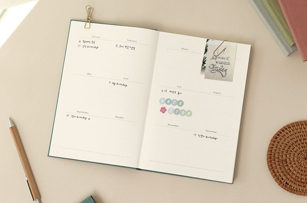 Today's Highlight 365 Day Journal L