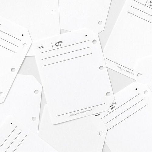 Mini Glitter 3 Ring PVC Binder + Note Set