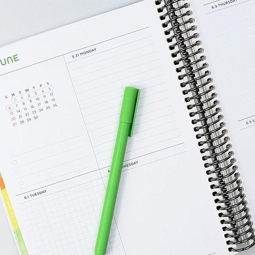 2021 MYO Spiral Weekly Planner (w/ Cover)