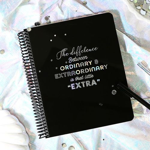 MYO Themed Spiral Notebook Cover