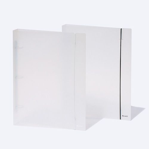 Extra Large 3 Ring A4 Binder
