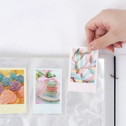 Extra Large 3 Ring A4 Photo Pocket Refill