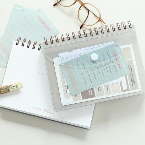 6 Month Plan B Study Planner