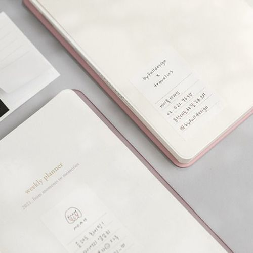 2021 Slim & Handy Monthly Planner