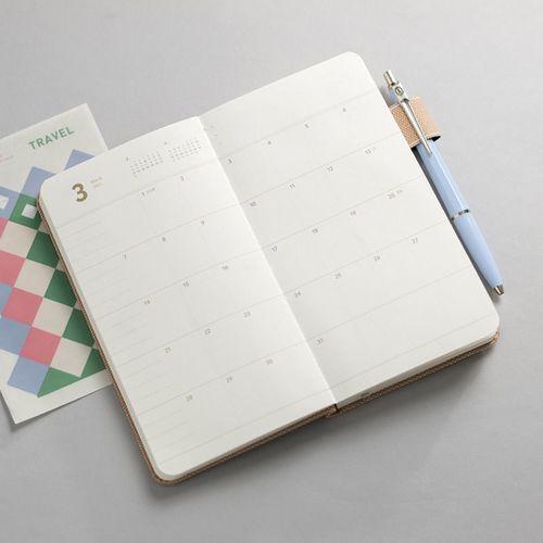 2021 Handy Making Memory Weekly Planner