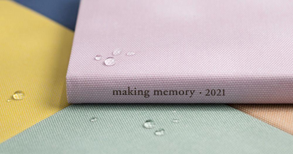2021 Medium Making Memory Monthly Planner
