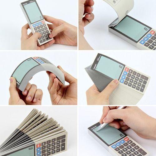 Calculator Notepad