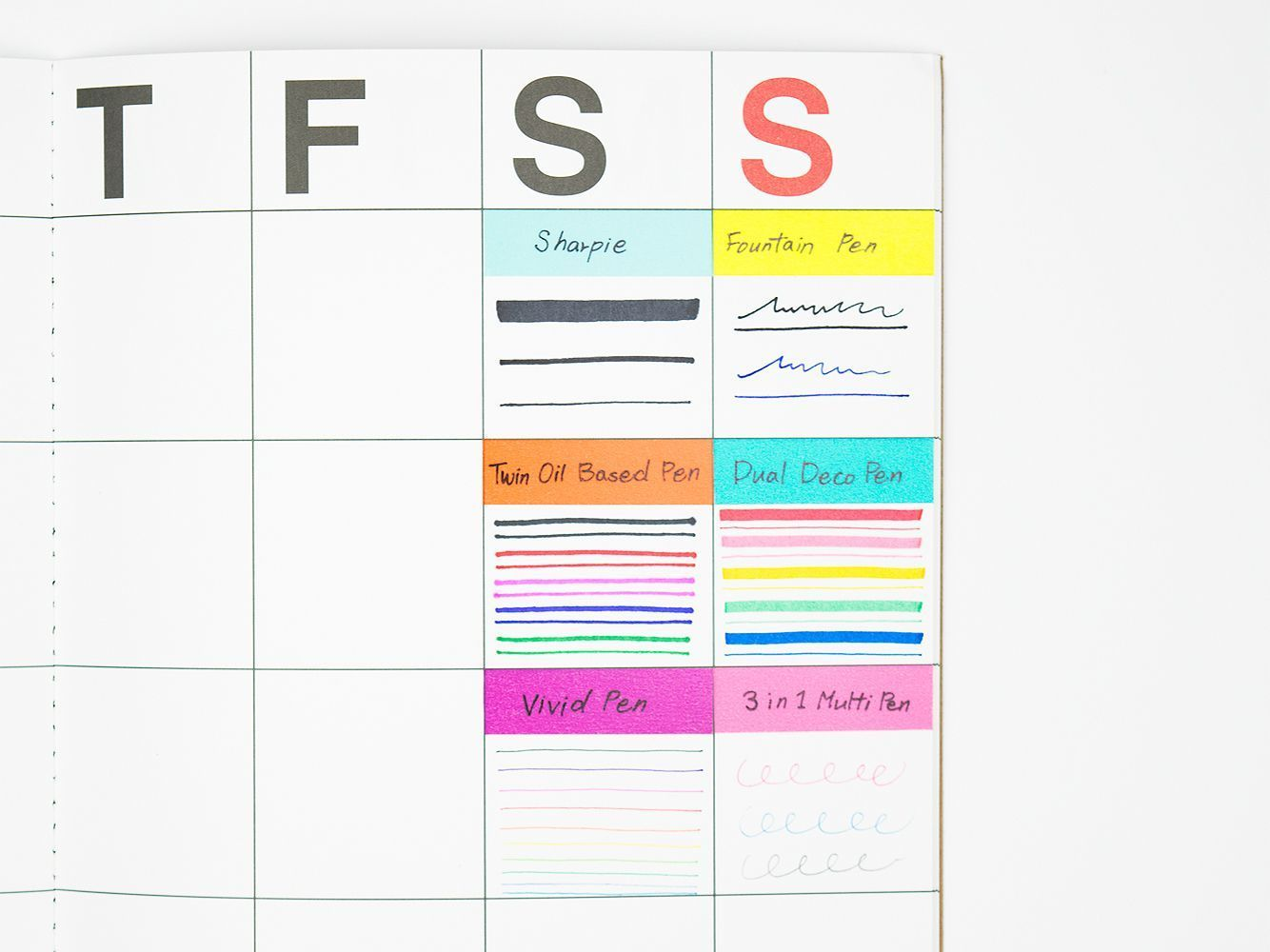 Big Monthly Planner