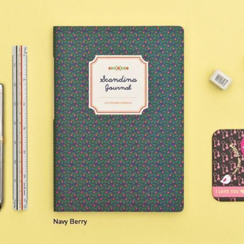 Scandinavian Journal Planner
