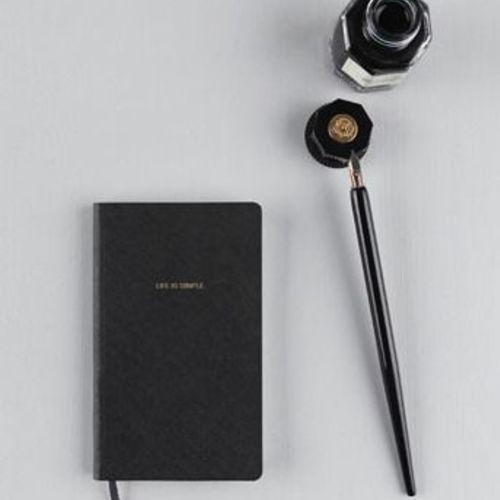 Table Talk Slim Notebook