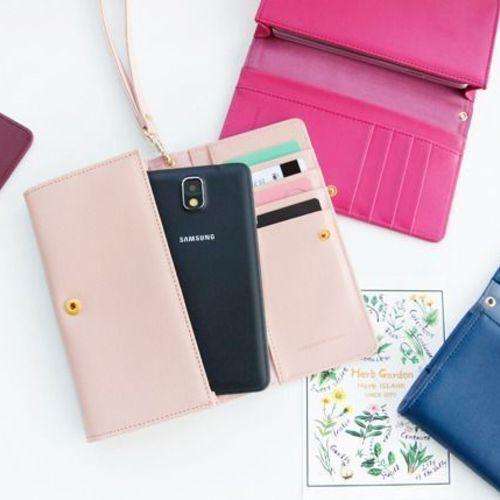 Large La Chance Passe Smartphone Wallet