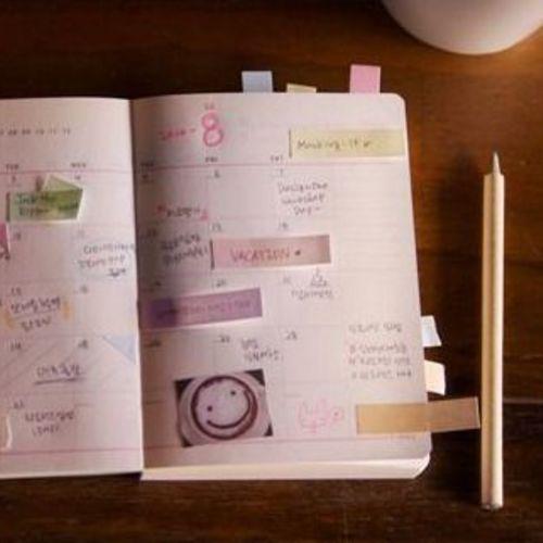 Masking Index Sticky Note Set