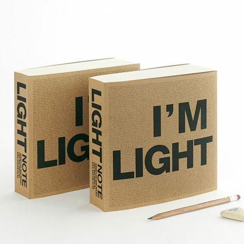 I'm Light Notebook
