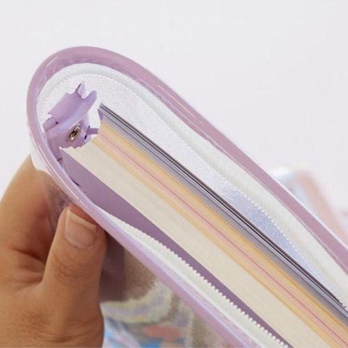 Archive 6 Ring A5 Zipper Binder