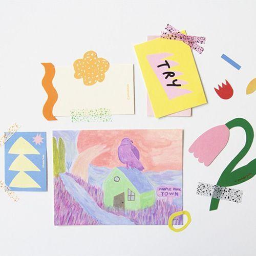 Composition Dot Washi Tape