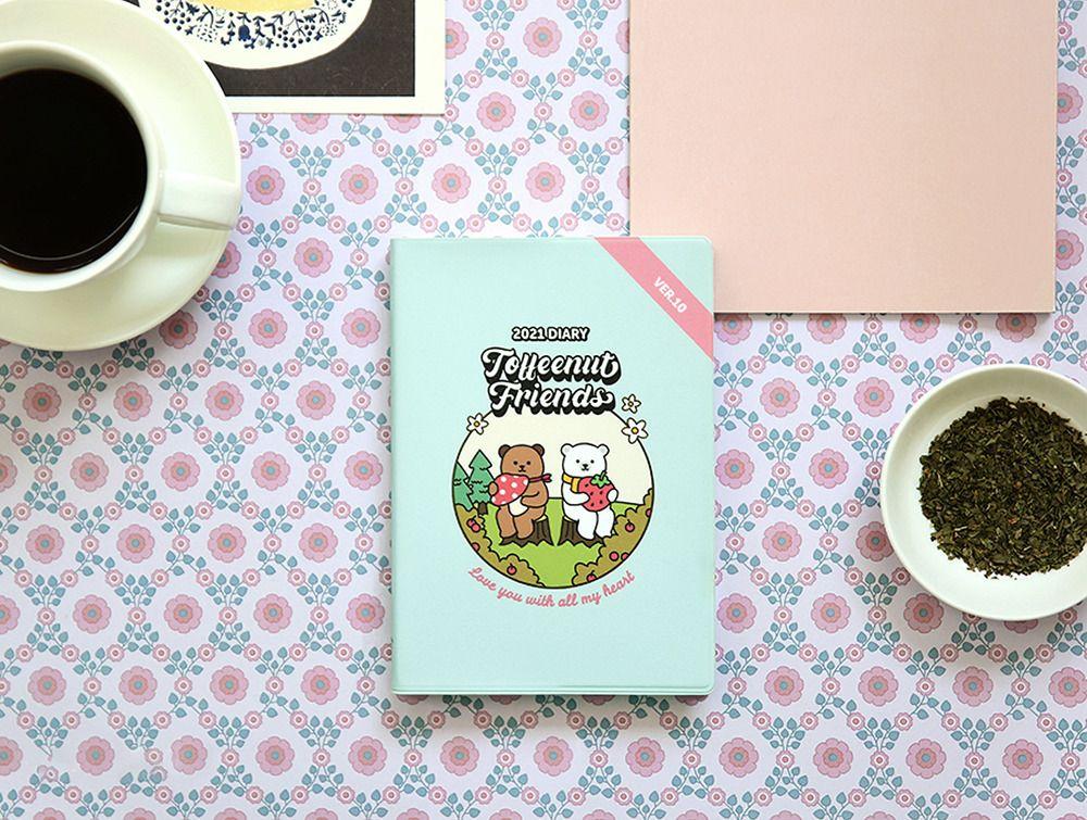 2021 Toffeenut Planner