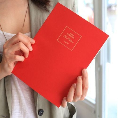 Plain Notebook