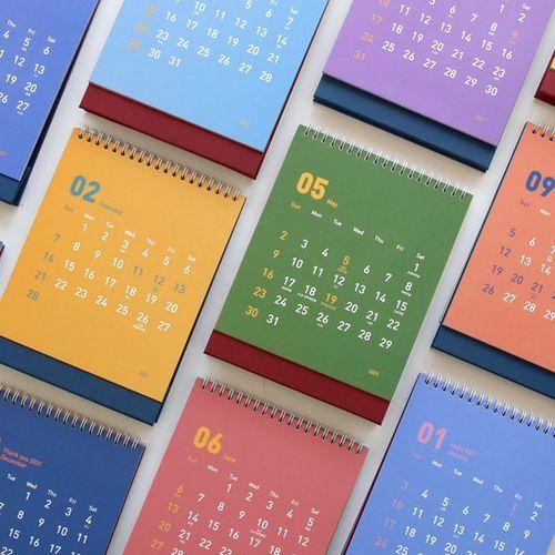2021 Welcome Calendar