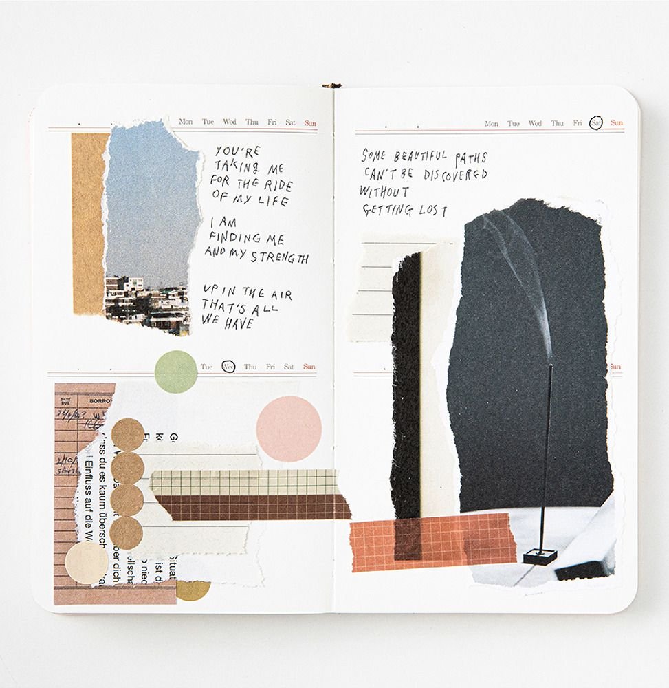 2021 Small Moment Diary Scheduler