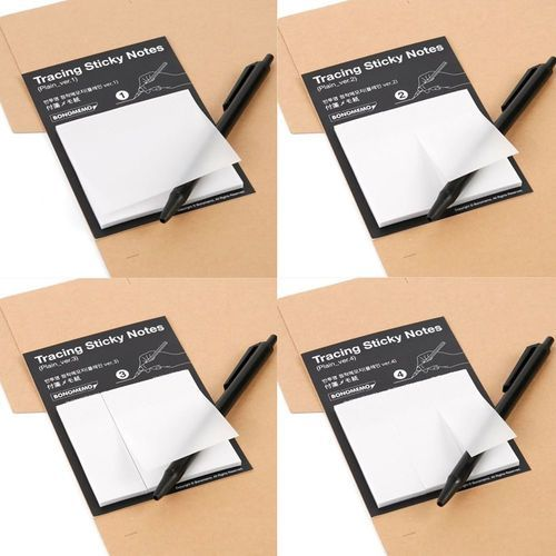 Tracing Sticky Note Set