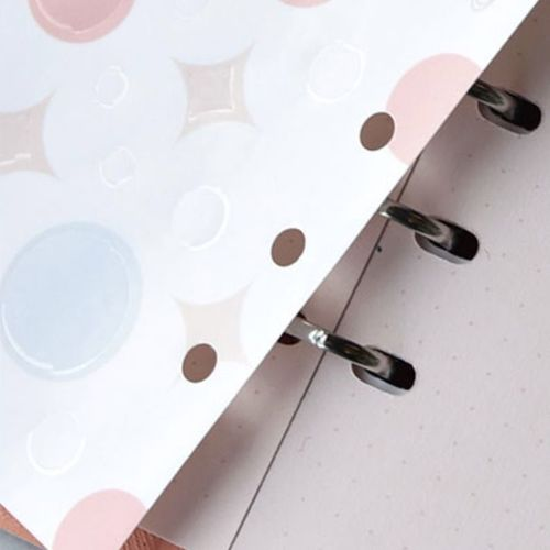 Twinkle Point Deco Sticker 6 Ring A5 Refill