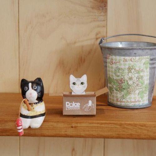Mini Kitty Box House Sticky Note Set