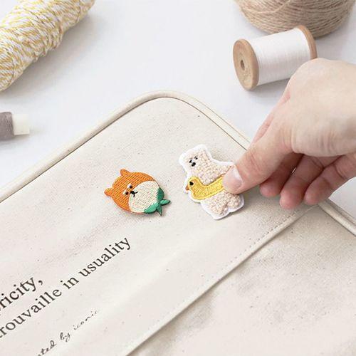 Apricity Cotton iPad Pouch