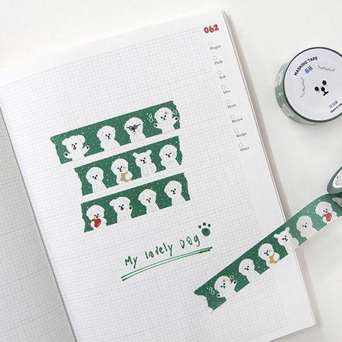 Lovely Animal Masking Tape