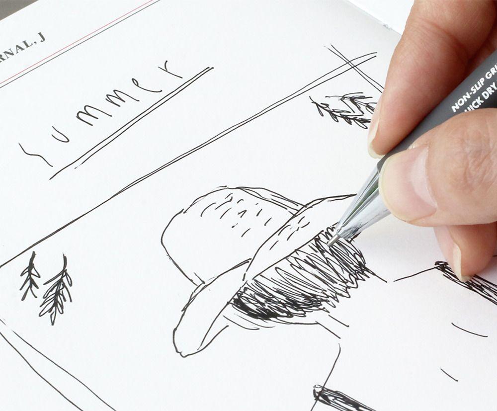 Iconic Non-slip Grip Pen