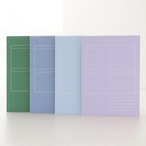 Medium 8 Steps Notebook