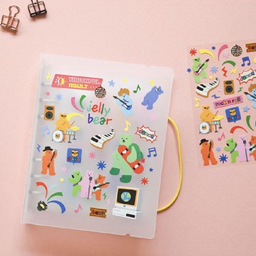 Dailylike Sticker File Holder