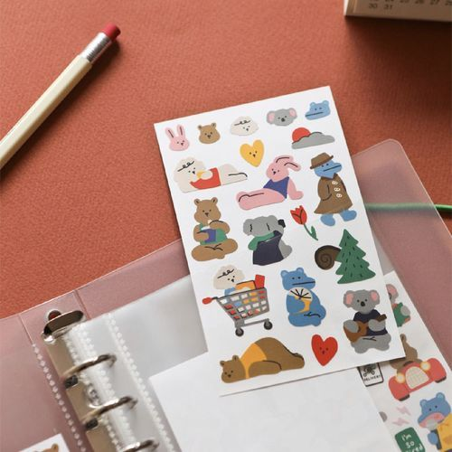 Dailylike Sticker File Holder