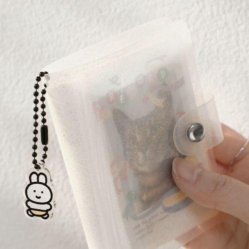 Glitter Button Instax Mini Album v2